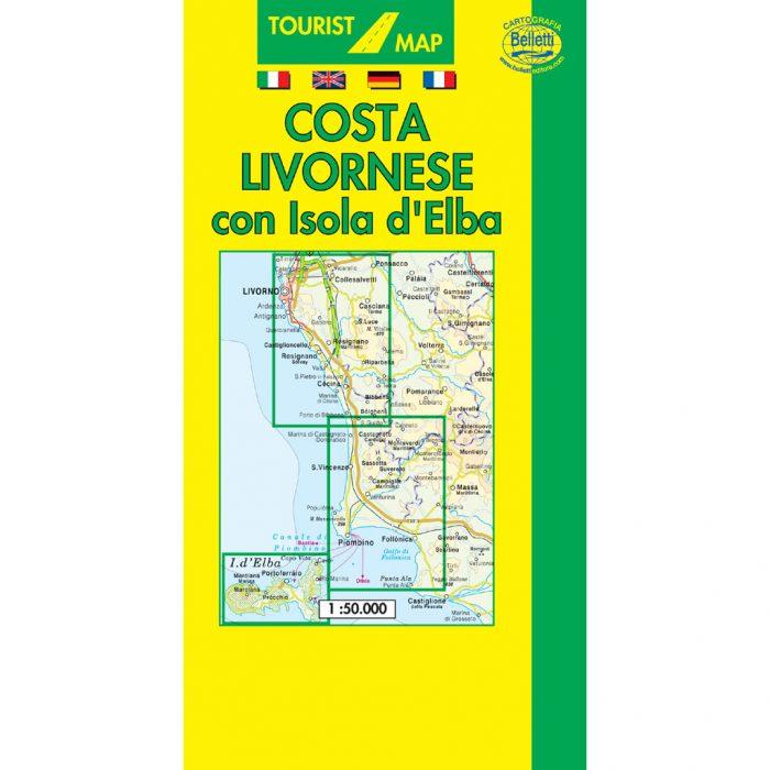Costa livornese - Belletti Editore V233