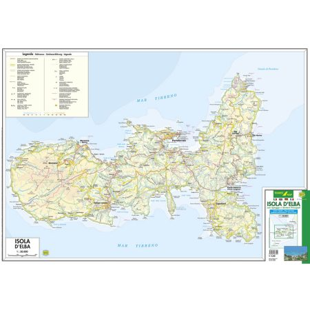 Isola Elba - Belletti Editore V237