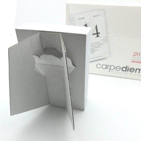 Calendario Carpe Diem - supporto in cartone - CDA619C