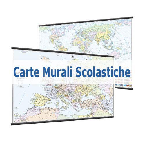 Carte murali scolastiche