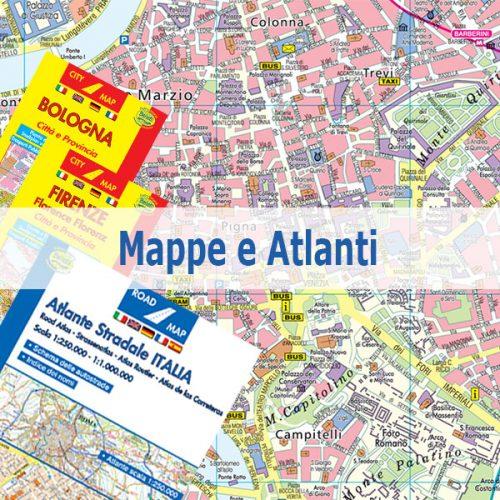 Mappe e Atlanti