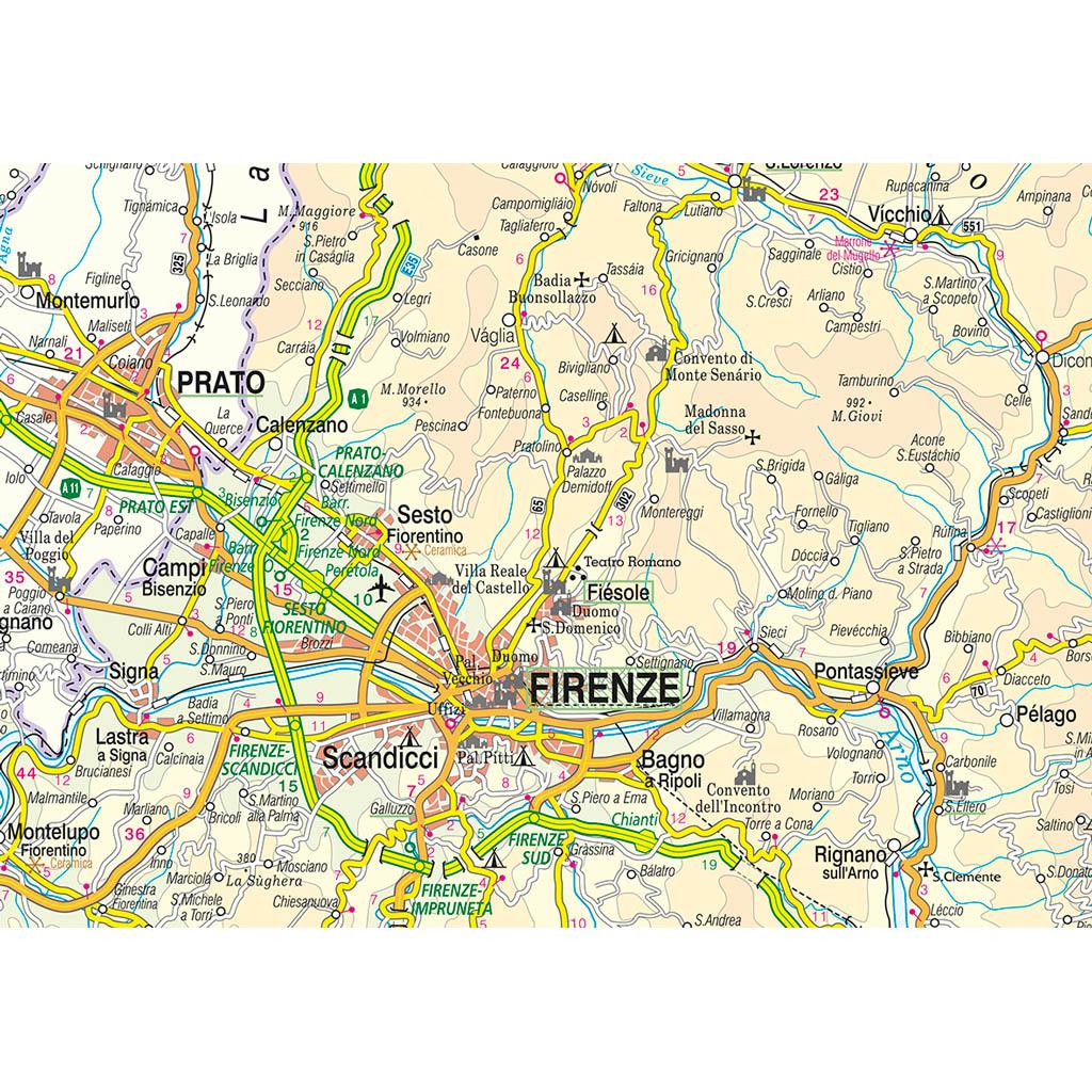 Firenze - Belletti Editore B017