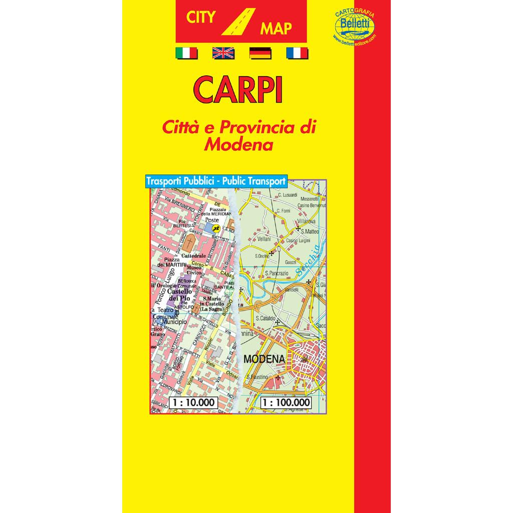 Carpi - Belletti Editore B096
