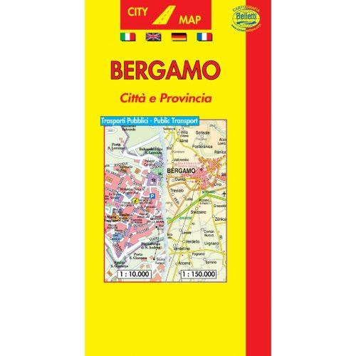Bergamo - Belletti Editore B103