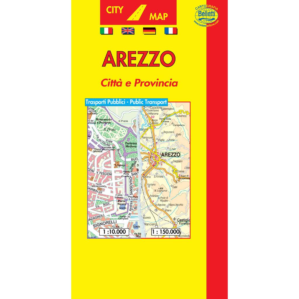 Arezzo - Belletti Editore B104