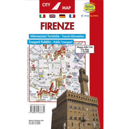Firenze monumentale - Belletti Editore B107