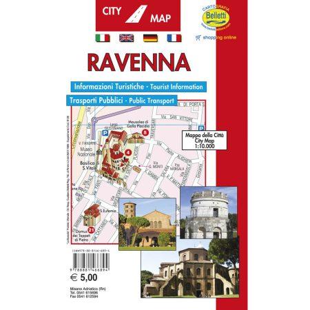 Ravenna monumentale - Belletti Editore B108