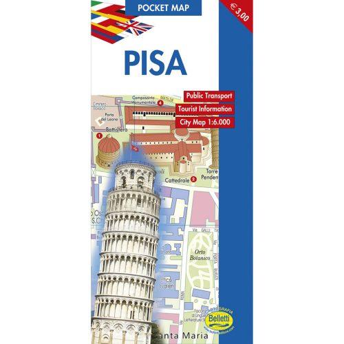 Pisa monumentale - Belletti Editore B110