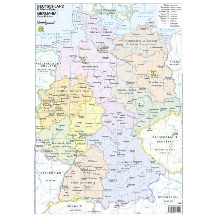 Germania scolastica - Belletti Editore BS30P