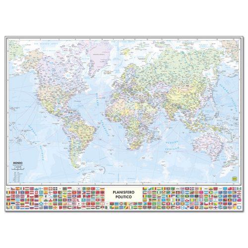Cartina Geografica Mondo Con Nomi.Belletti Editore Belletti Editore